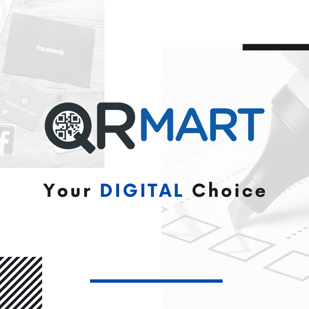 QRMART - Your Digital Choice